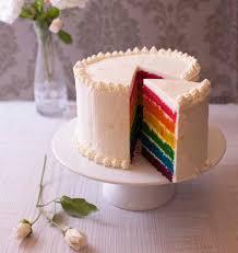 recette de cuisine cake rainbow cake gâteau arc en ciel recette facile les meilleures
