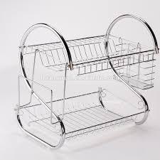 Plastic Dish Drying Rack Metal Aluminum Dish Rack For Sink Buy Aluminum Dish Rack Metal