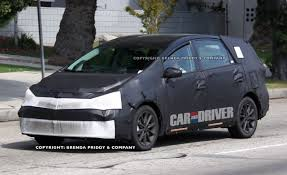 mpv car toyota prius news 2012 toyota prius mpv spy photos u2013 car and driver