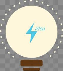 Flat Light Bulb Flat Light Bulb Vector Light Flat Light Bulb Vector Png And