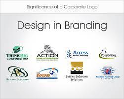 brand logo design significance of choosing a custom logo design creator company