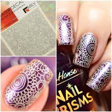 milv nail art water decals polish and paws