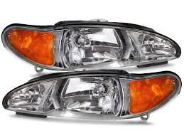 1999 Ford Escort Zx2 Reviews Amazon Com Ford Escort Not Zx2 Tracer Headlights Headlamps