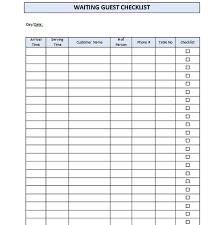 Restaurant Reservation Sheet Template Restaurant Templates Microsoft Word Templates