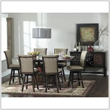 Counter Height Dining Table Swivel Chairs Chair  Home Furniture - Counter height dining table swivel chairs
