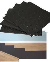 Laminate Flooring Underlay 5mm Underlayment For Floor Soundproofing Impact Noise Reduction