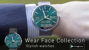wear face collection android apps on google play