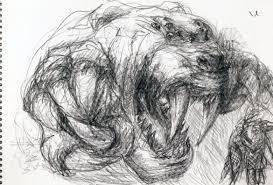 october 2009 ghita laurentiu daily sketch blog drawing art gallery