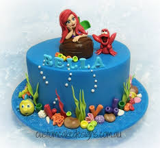 the mermaid cake ariel mermaid cake cakecentral