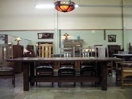 Stickley Dining Room Furniture Voorhees Craftsman Mission Oak Furniture Gustav Stickley