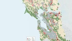 Greenbelt Austin Map by Sprawl Development Threatens 293 100 Acres Of Bay Area Green Space