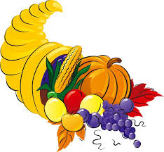 horn of plenty for thanksgiving sticker pixerstick pixers