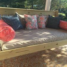 fitted outdoor daybed cover in twin twin xl or full mattress