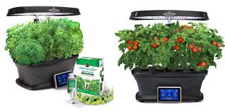 Aerogarden by Grow Your Own Plants U0026 Herbs All Year Round W The Miracle Gro