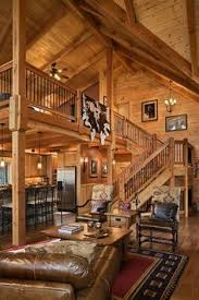 log cabin home interiors a mountain log home in new hshire golden eagle wood flooring