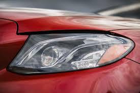 mercedes headlights 6 new tech features on the 2017 mercedes benz e class