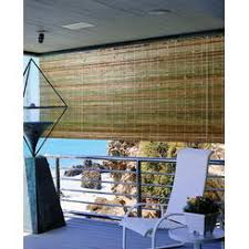 Roll Up Outdoor Blinds Outdoor Bamboo Roll Up Porch Shades