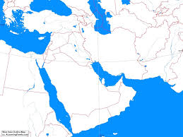 arab countries map arab states of the gulf new map countries