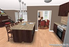do you like an island in a kitchen or no interior design app