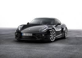 porsche cayman pictures porsche introduces cayman black edition car and driver