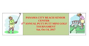 putt putt mini golf tournament
