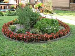 home garden design tips image of landscape ideas for front yard ranch house pictures