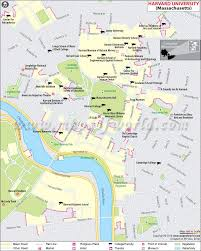 Boston College Campus Map by Where Is Harvard University Located Address Where Is Located