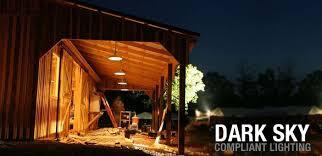 dark sky compliant post lights dark sky compliant light fixtures blog barnlightelectric com