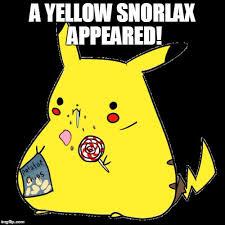 Funny Pikachu Memes - pikachu food memes imgflip
