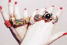 fashion hand rings images Rings on your fingers infashion jpg