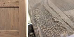 wire brushed white oak kitchen cabinets specialty cabinet finishes evansville in