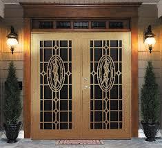 Unique Home Designs Security Door Mesmerizing Inspiration