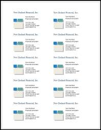 Business Card In Word How To Make Business Cards In Microsoft Word Lucidpress