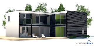 Contemporary Home With 4 Bdrms Contemporary Home Plan With Three Big Bedrooms And Separate Family