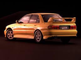 mitsubishi gsr 1 8 turbo mitsubishi lancer evolution through the years autoevolution