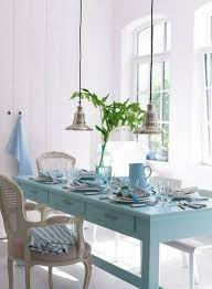 Beachy Dining Room Tables Dining Rooms Wonderful Beach Inspired Dining Table Beachy Dining