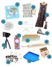 baker s dozen of unique gift ideas for bakers and cake decorators