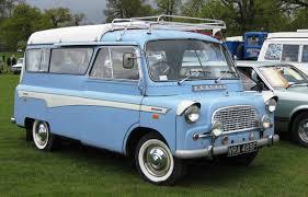 bedford ca u0027dormobile u0027 motor caravan converted by martin walter