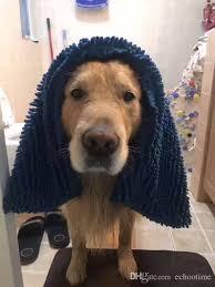 2018 New Arrival Super Absorbent Pet Microfiber Dog Towel Drying