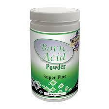 buric acid magic boric acid powder gesswein