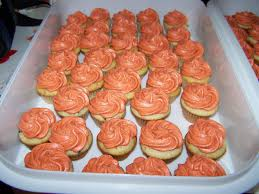 thanksgiving mini cupcakes sweetpea u0027s delights