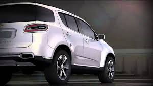 chevrolet trailblazer white all new 2013 chevrolet trailblazer reveal promo youtube