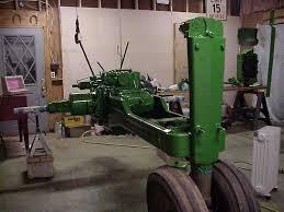 rusty bucks ranch restoration of a 1951 john deere model b tractor