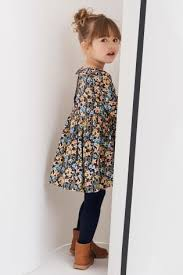 flower dress buy navy ditsy flower dress 3mths 6yrs from the next uk online shop