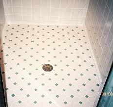 best tile for shower tile flooring on tile for shower floor