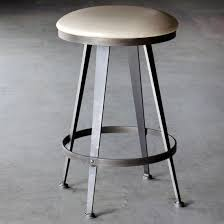kitchen bar stools backless aries swivel backless counter stool 26 in seat height