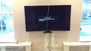 how to mount a tv on wall samsung 55