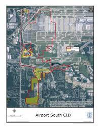 Hartsfield Jackson Airport Map Aerotropolis Community Improvement District Looks To Grow Around