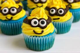 minion cupcakes big bear u0027s wife