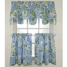 Cheap Cafe Curtains Kitchen Adorable Country Kitchen Valances For Windows Cafe